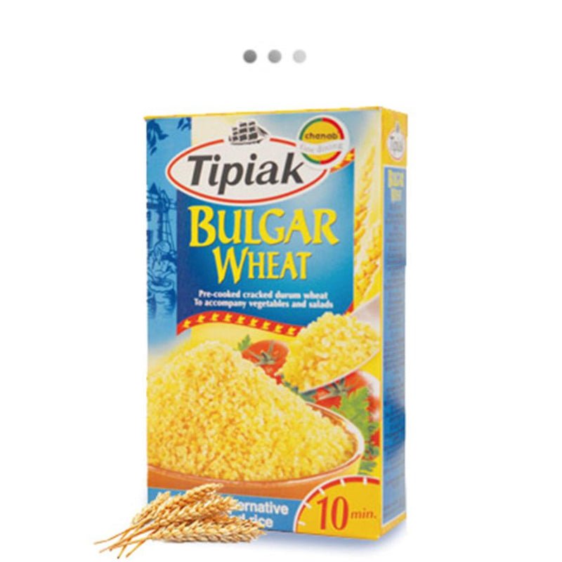 Food And Beverages - Bulgar Wheat