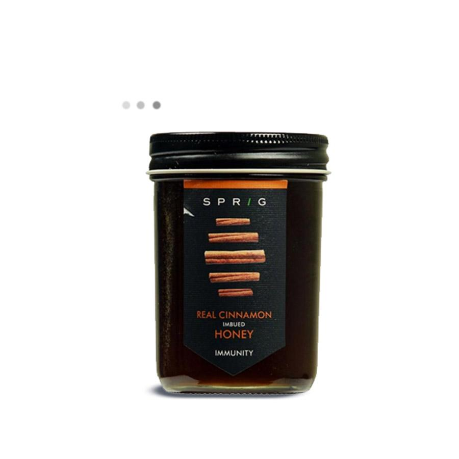 Food And Beverages - Cinnamon Honey