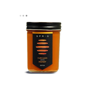 Food And Beverages - Curcumin Honey