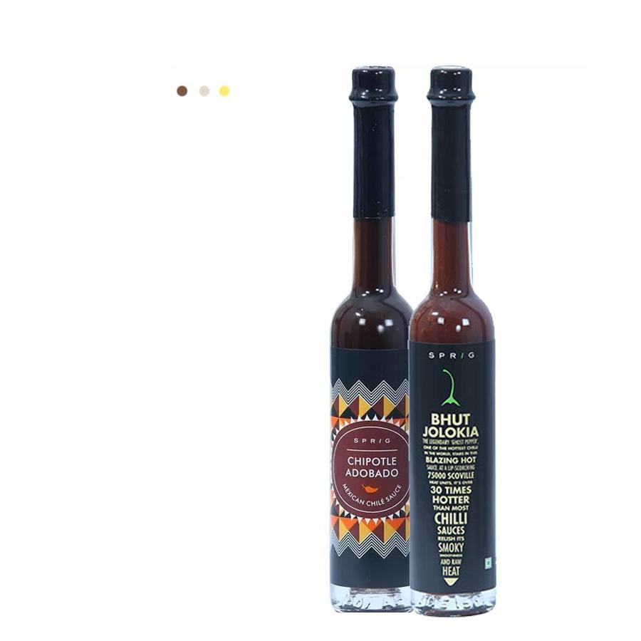 Food And Beverages - Exotic Chilli Sauce Set