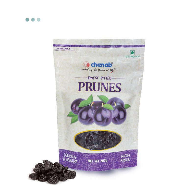 Food And Beverages - Finest Pitted Prunes (IGP)