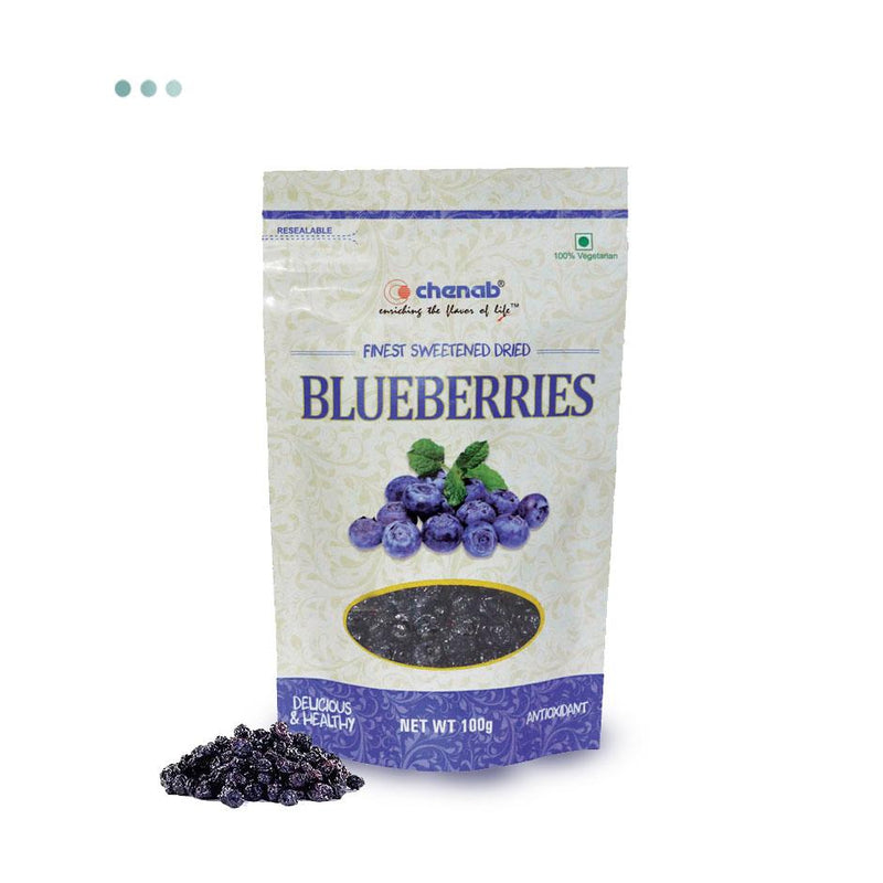 Food And Beverages - Finest Sweetened Dried Blueberries