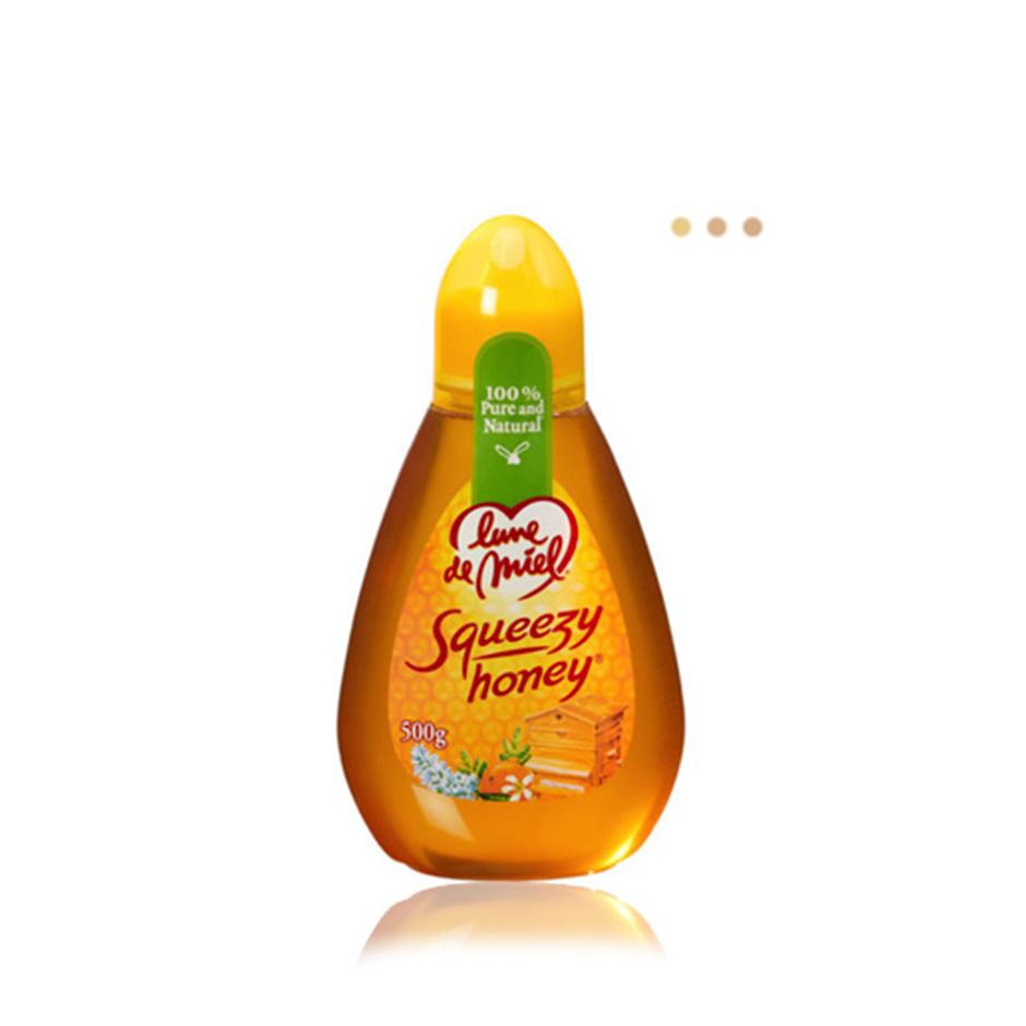 Food And Beverages - Flowers (Squeezy) Honey