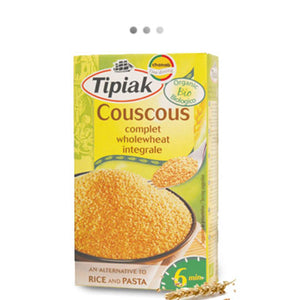 Food And Beverages - Organic Couscous
