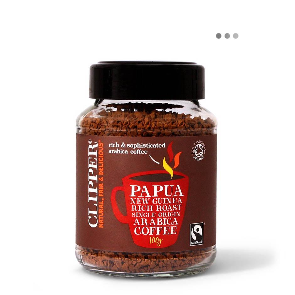 Food And Beverages - Organic Papua New Guinea Rich Roast Coffee