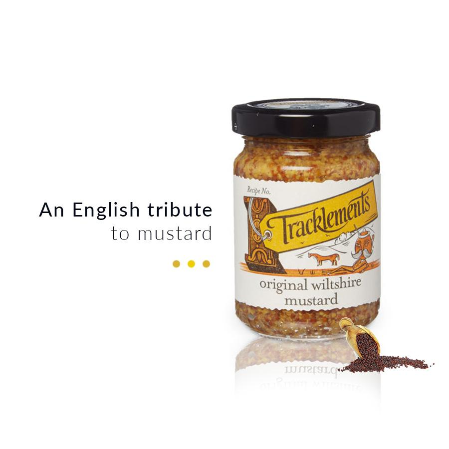 Food And Beverages - Original Wiltshire Mustard