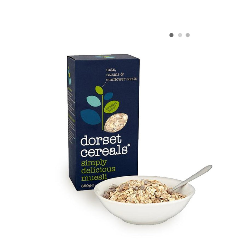 Food And Beverages - Simply Delicious Muesli