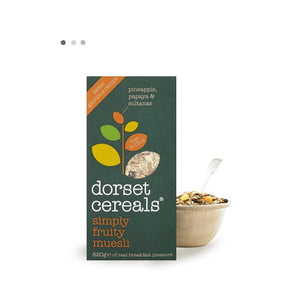 Food And Beverages - Simply Fruity Muesli