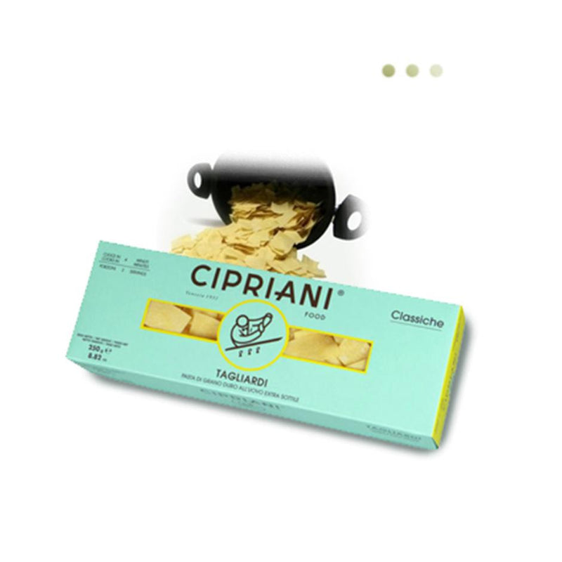 Food And Beverages - Tagliardi -Extra Thin Durum Wheat Egg Pasta