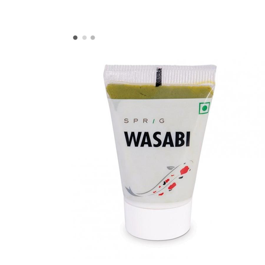 Food And Beverages - Wasabi Paste