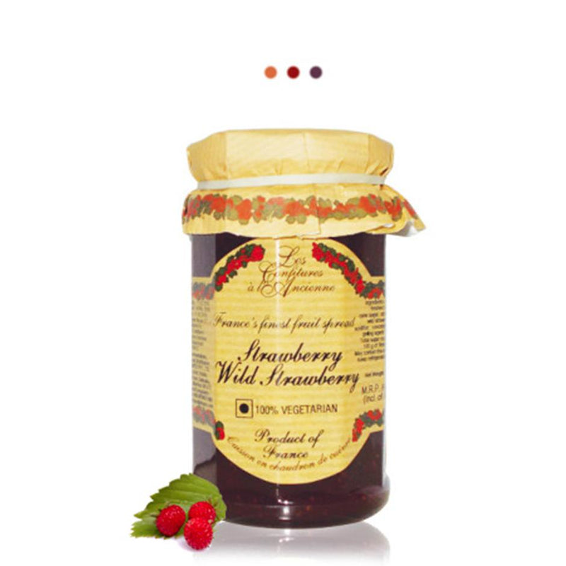 Food And Beverages - Wild Strawberry Fruit Spread