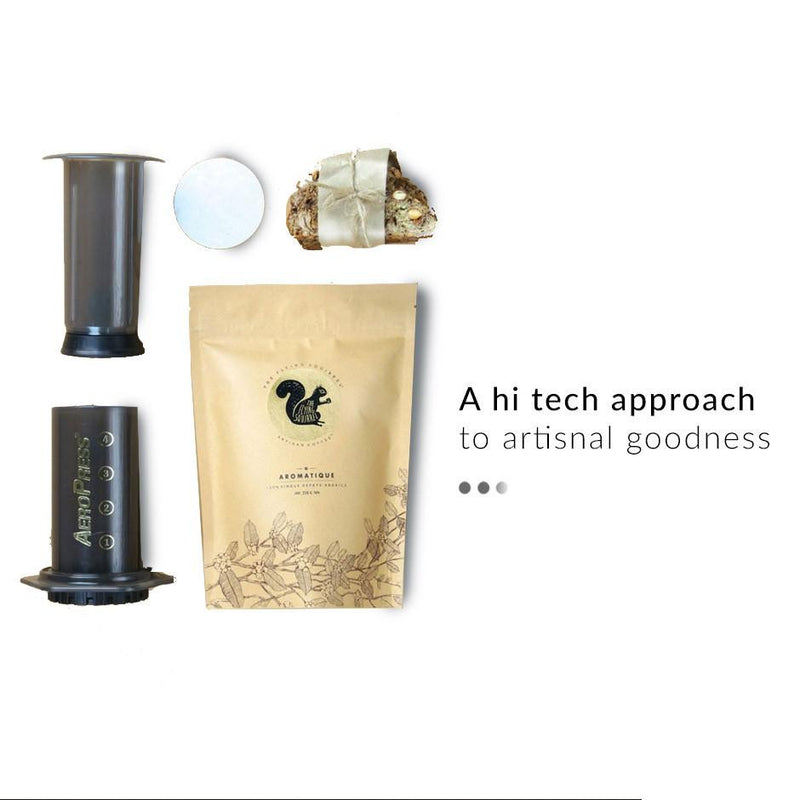Food & Beverages - AEROBIE AEROPRESS COMBO KIT