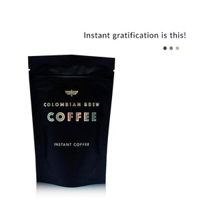 Food & Beverages - Instant Coffee