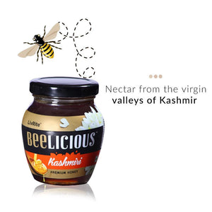 Kashmiri Premium Honey | Beelicious | Shop on Smytten