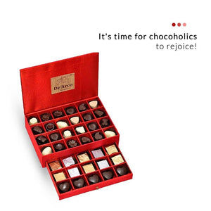 Red Family Pack | De' Arco Chocolatier | Shop on Smytten
