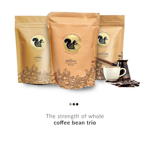 The Whole Bean Combo 1| The Flying Squirrel | Shop on Smytten