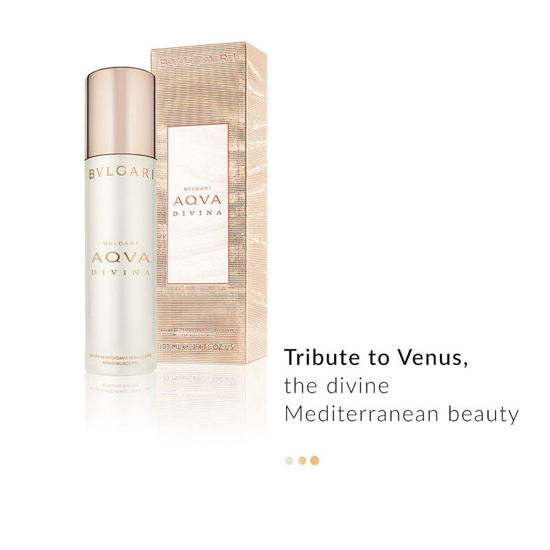 Fragrance - Aqva Divina Body Mist