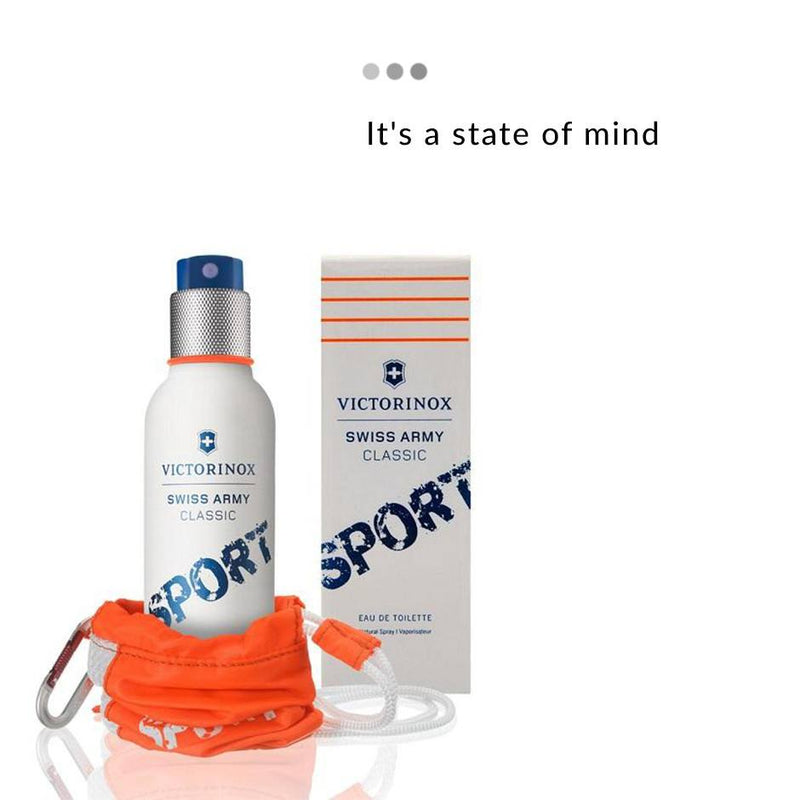Fragrance - Classic Sport EDT