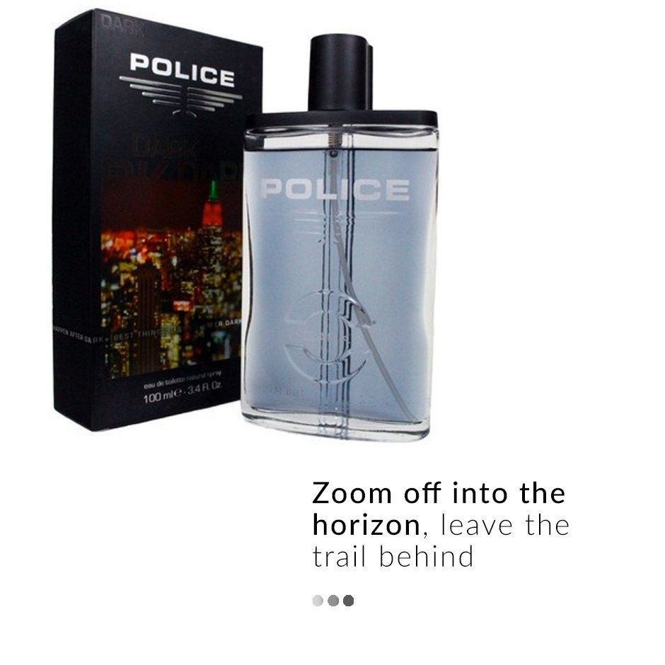 Fragrance - Dark Homme EDT