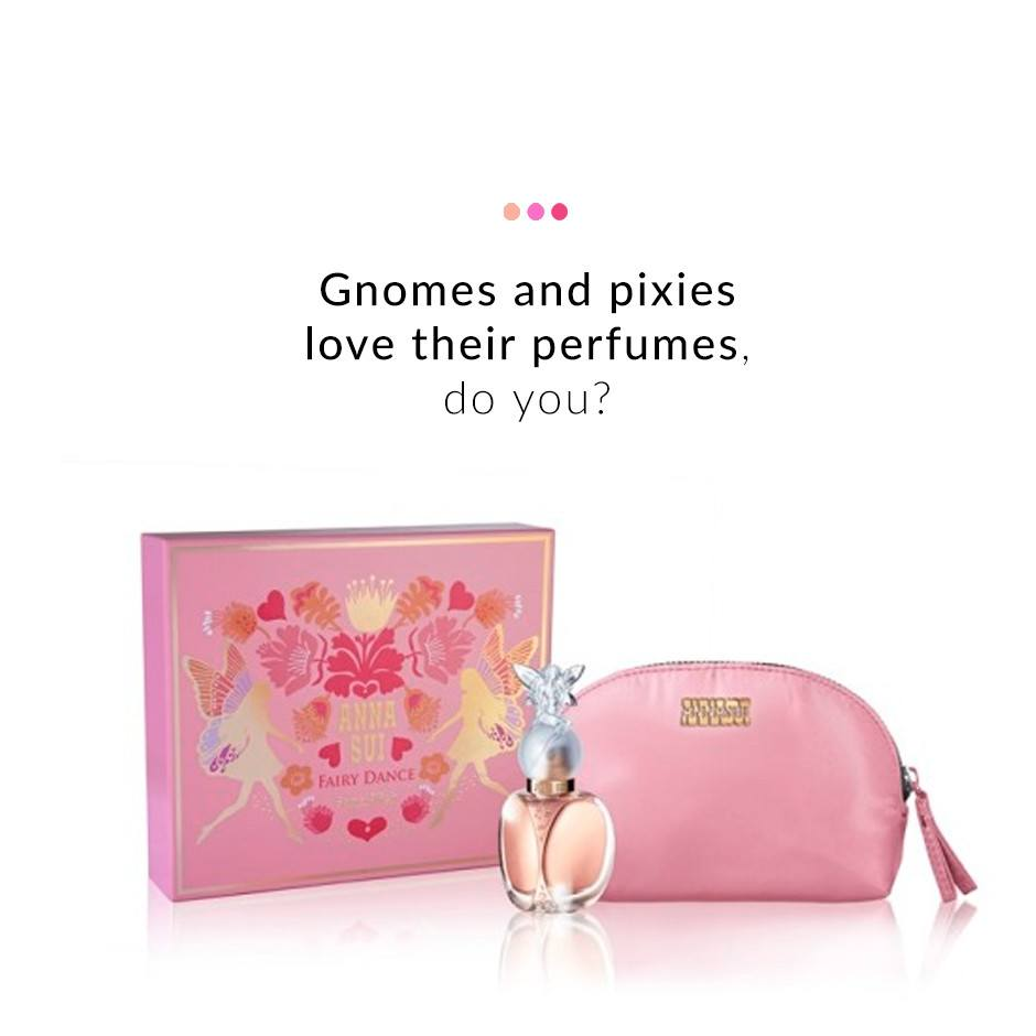 Fragrance - Fairy Dance Set 2