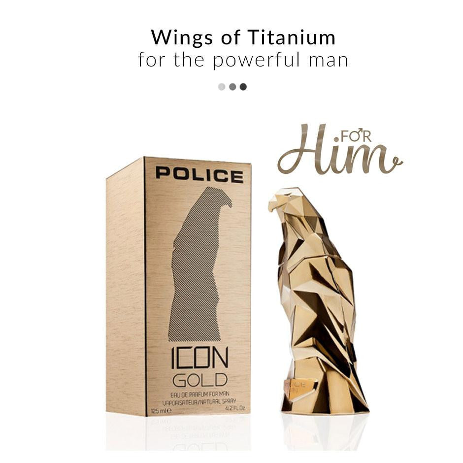 Fragrance For Him - Icon Gold EDP