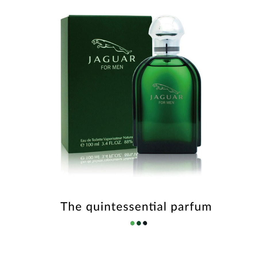 Fragrance For Him - Jaguar For Men EDT