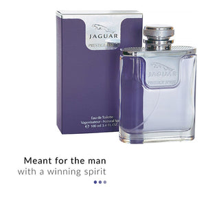 Fragrance For Him - Jaguar Prestige Spirit EDT