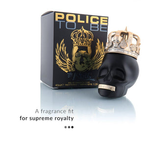 To Be The King | Police | Shop on Smytten