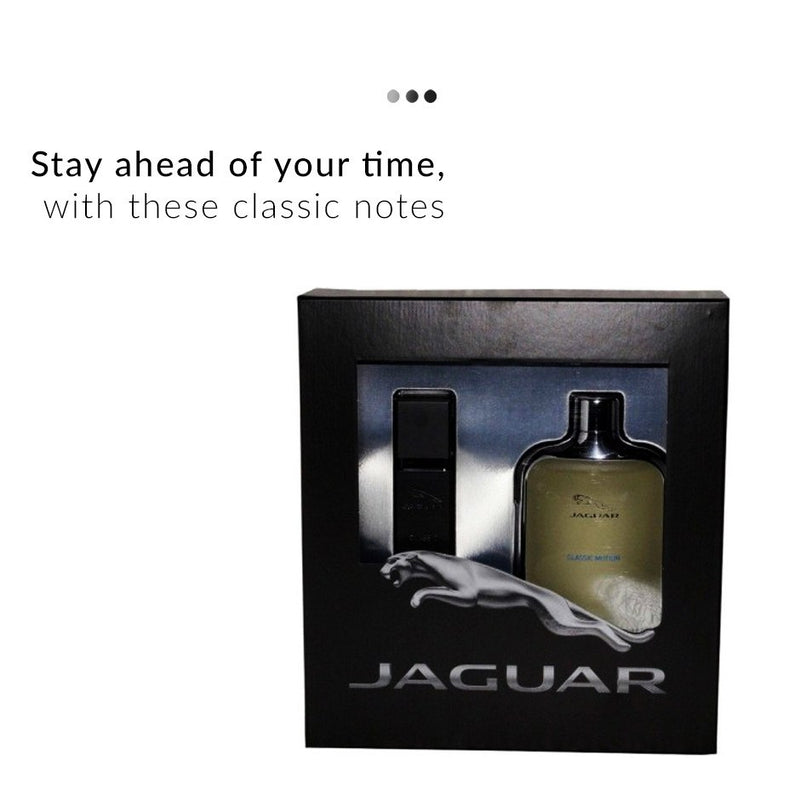 Fragrance - Jaguar Classic Motion Set