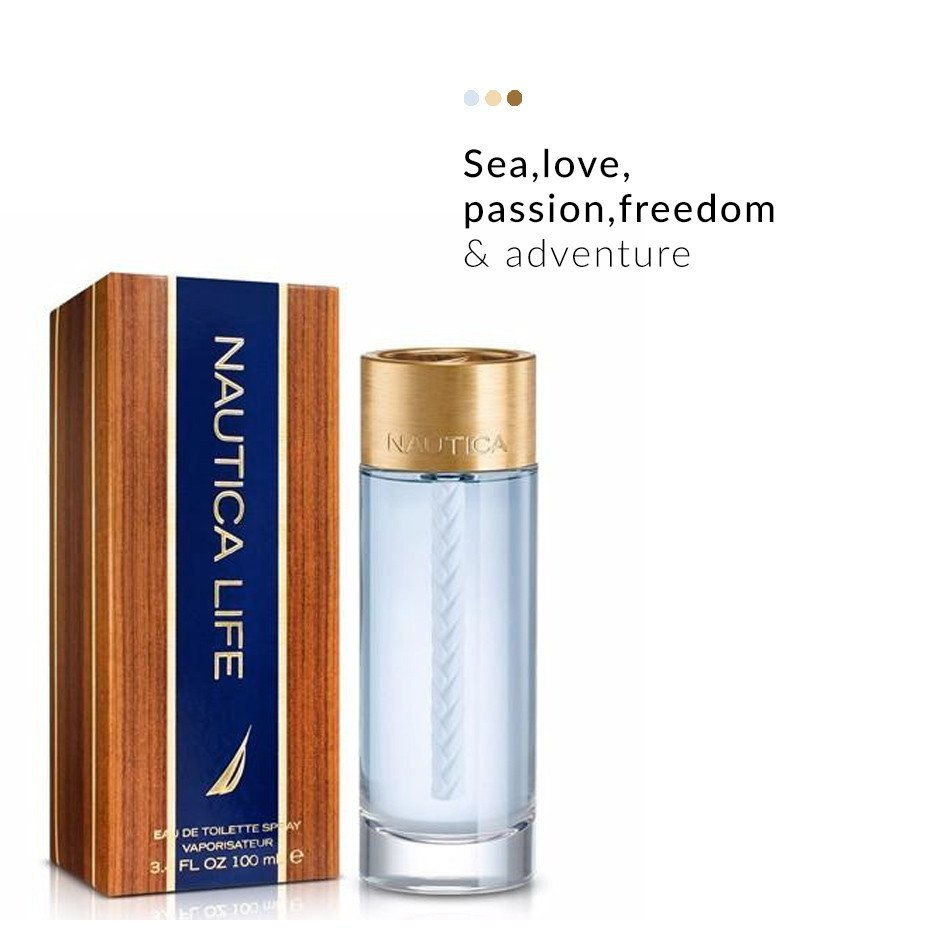 Fragrance - Life Man EDT