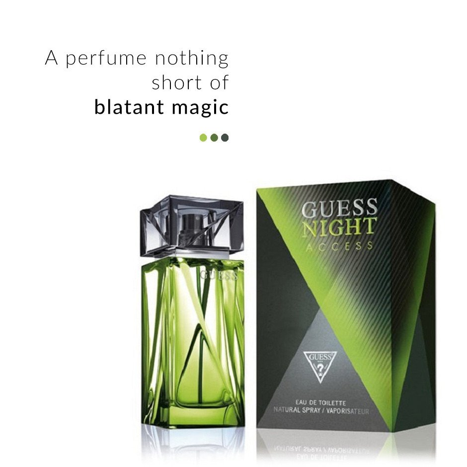 Fragrance - Night Access EDT