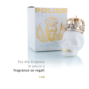 To Be The Queen | Police | Shop on Smytten