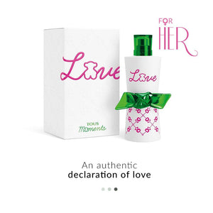 TOUS Love EDT | Tous | Shop on Smytten