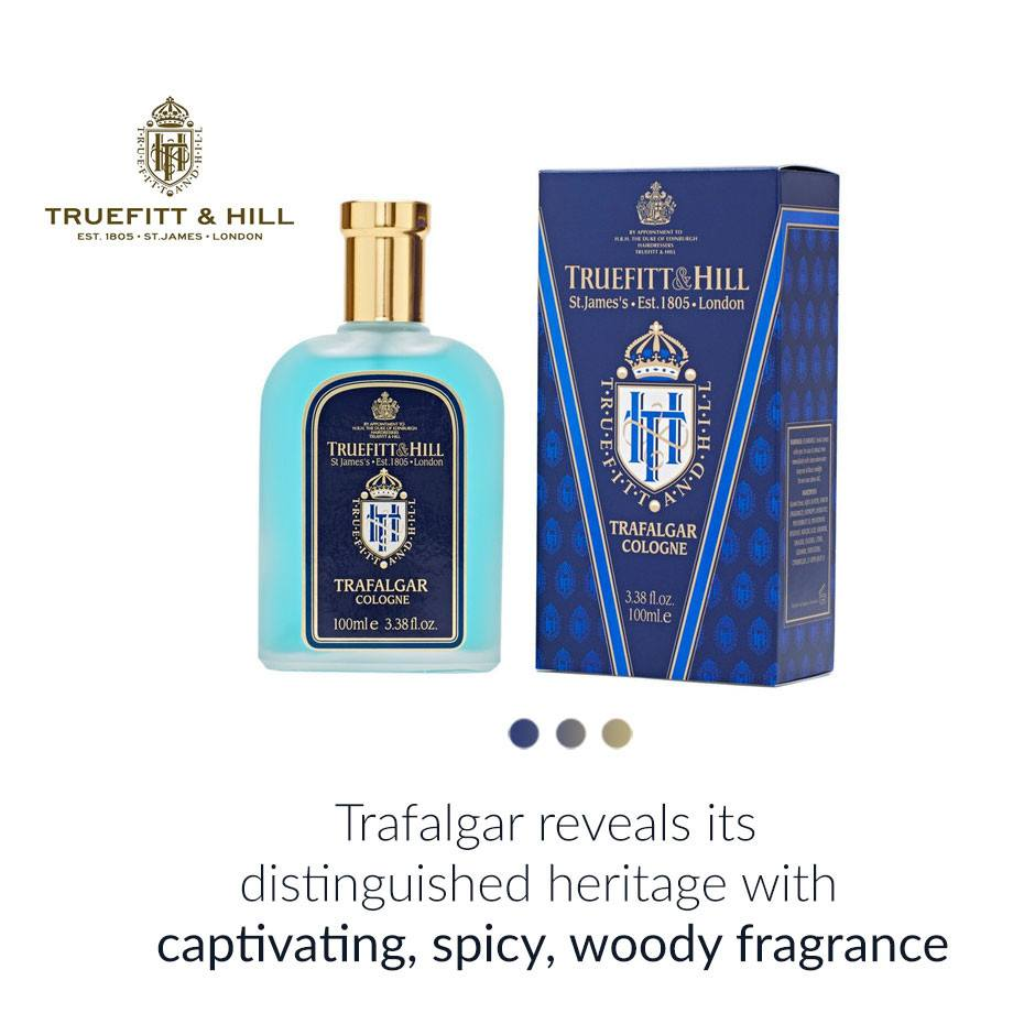 Trafalgar Cologne from  Truefitt & Hill | Smytten