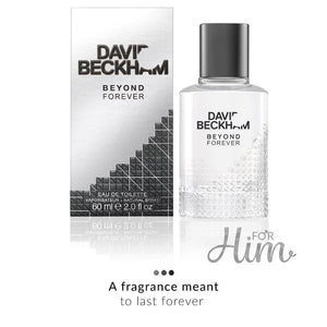 Beyond Forever EDT | David Beckham | Shop on Smytten