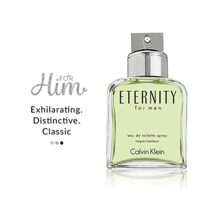 Eternity Men EDT (50ml) | Calvin Klein | Shop on Smytten