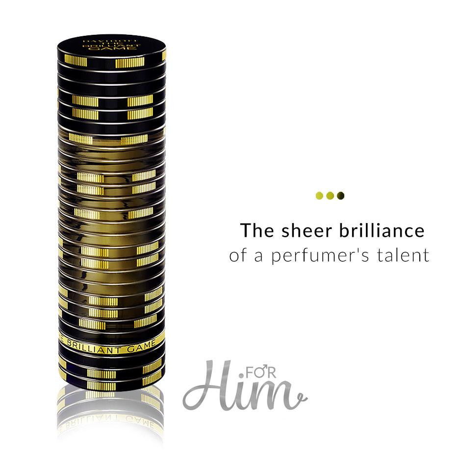Fragrances - The Brilliant Game EDT