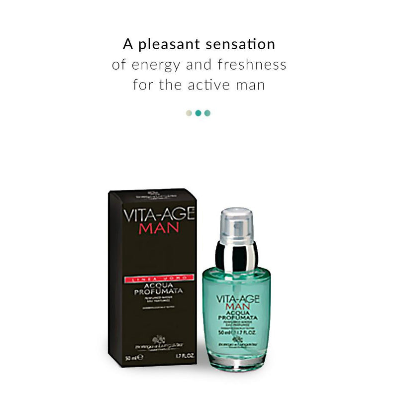 Fragrances - VITA AGE MAN UOMO Profumata