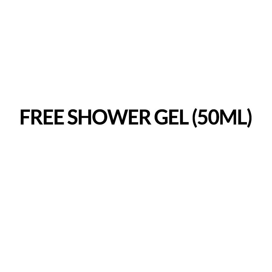 Free L'Occitane Shower Gel (50ml)