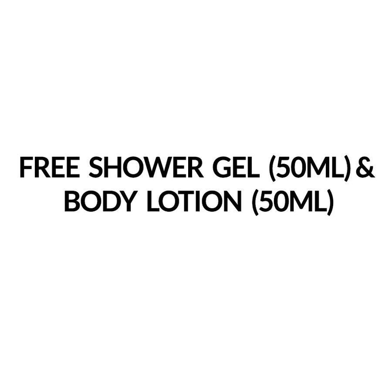 Free L'Occitane Shower Gel And Body Lotion (50ml Each)