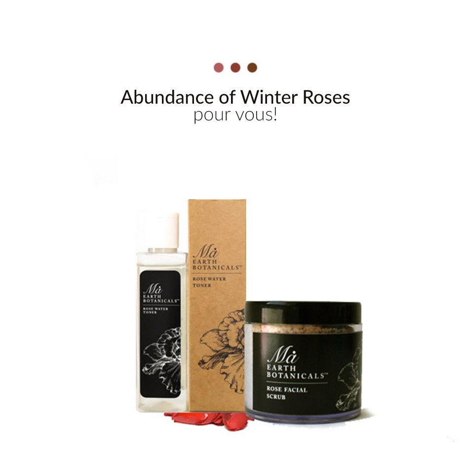 Gift Set - Rose Face Care Combo