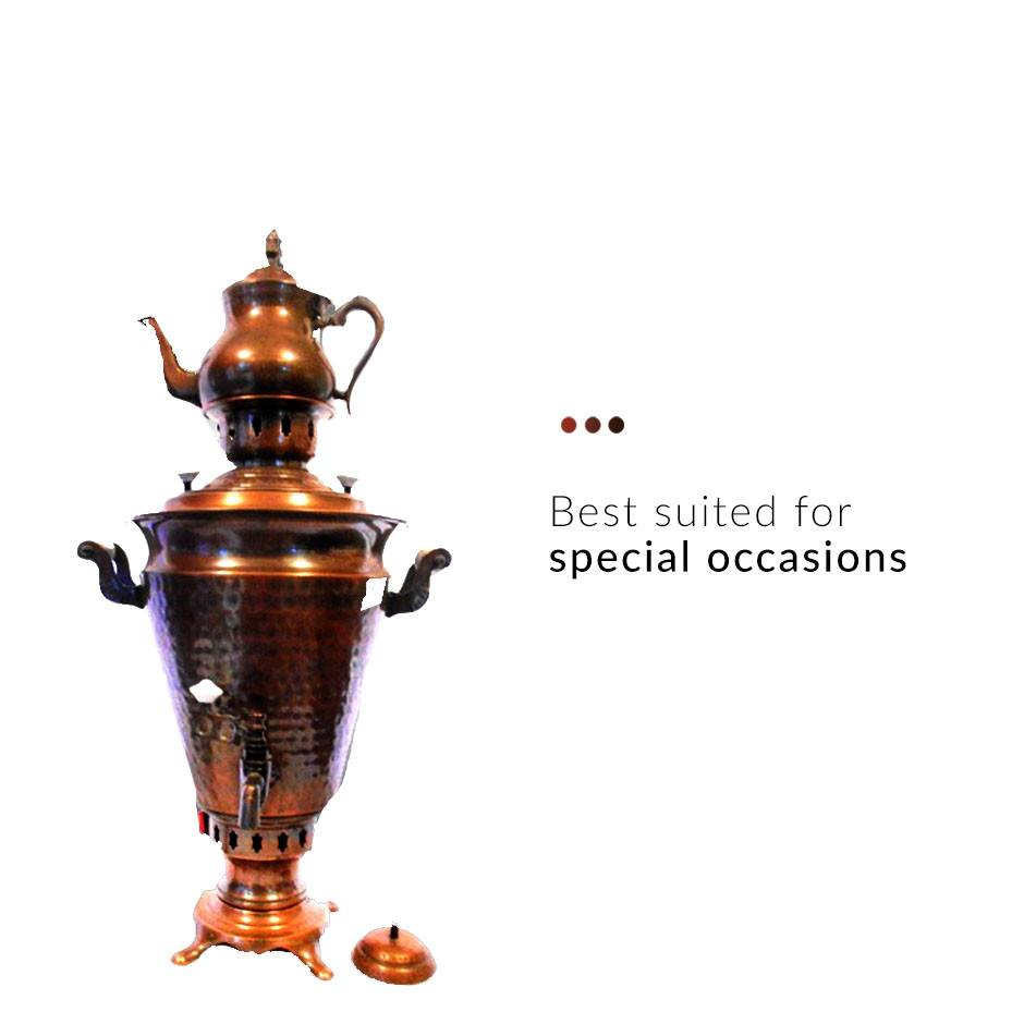 Gift Set - Samovar