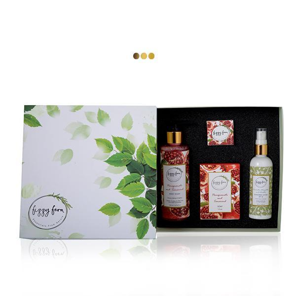 Gifts - Fruity Pomegranate Collection Gift Box