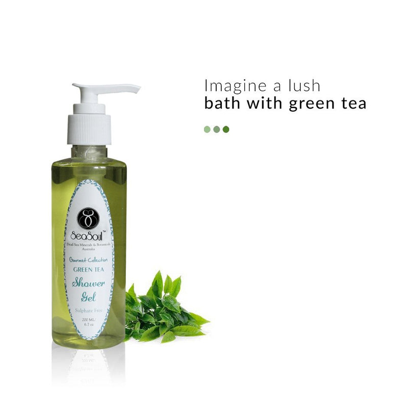 Green Tea Shower Gel