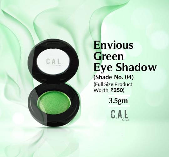 Shadow Eyez Envious Green Shade 04