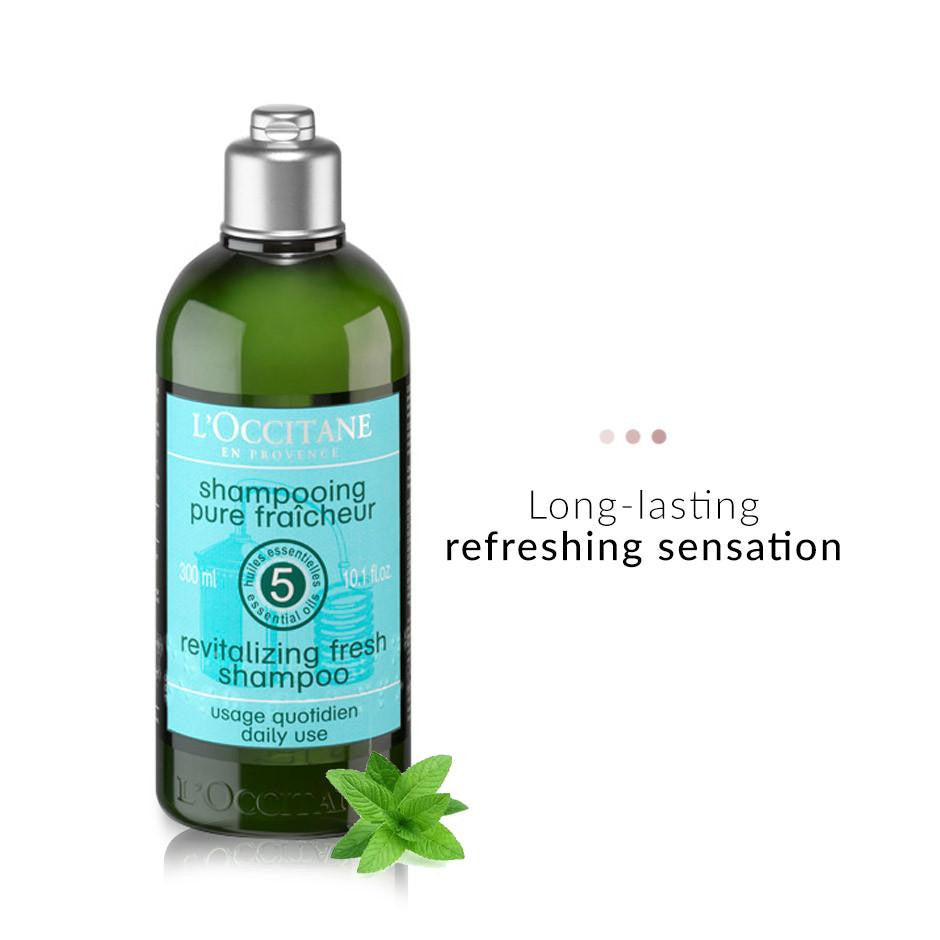 Hair Care - Aromachologie Revitalizing Fresh Shampoo