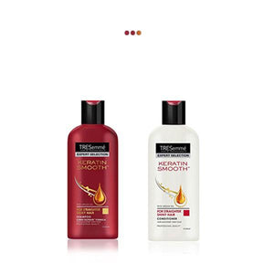 Hair Care - Keratin Smooth With Argan Oil Hair Care Combo