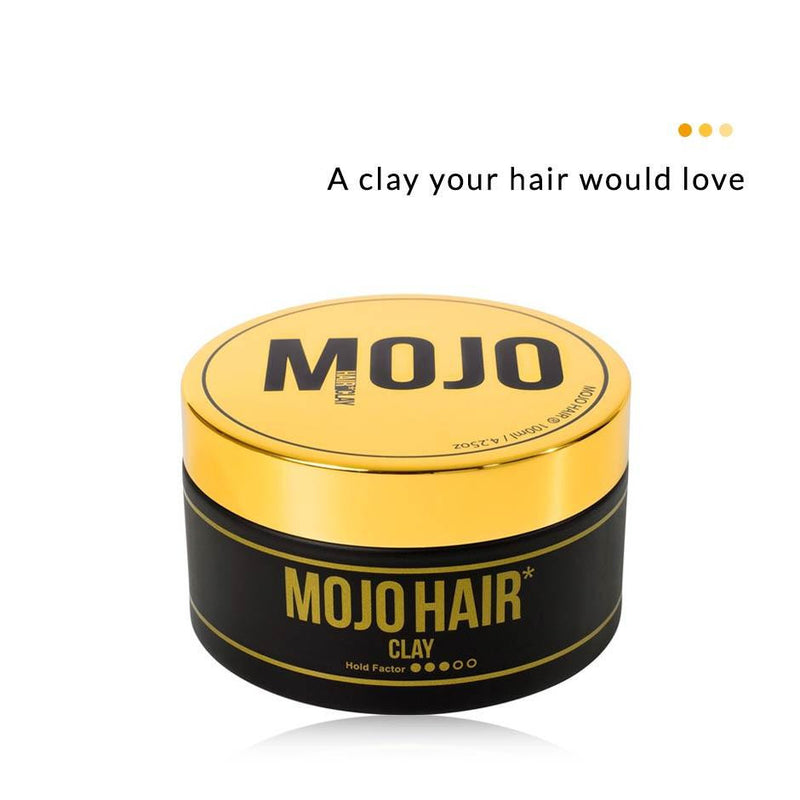 Hair Care - Mojo Hair Clay