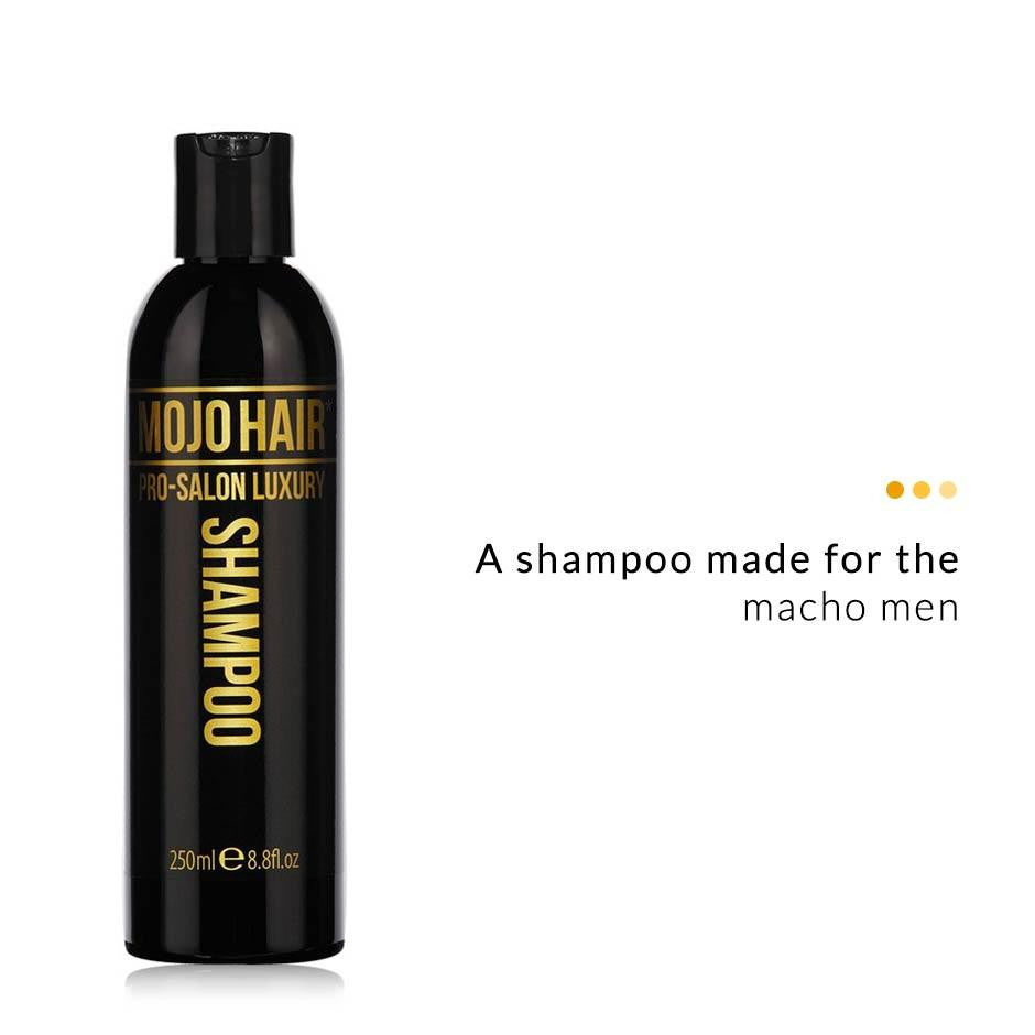 Hair Care - Mojo Shampoo