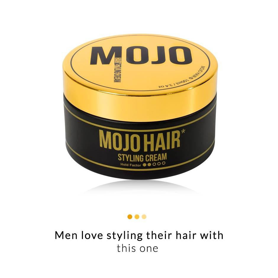 Hair Care - Mojo Styling Cream